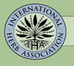 Member of the International Herb Association