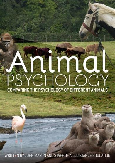 how to become an animal psychologist