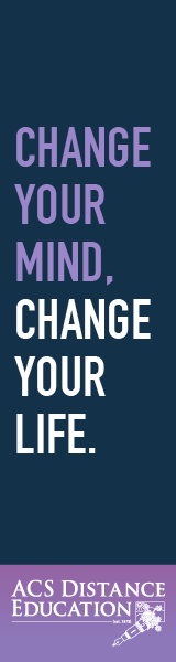 Change your life - advance your career or business with ACS Distance Education